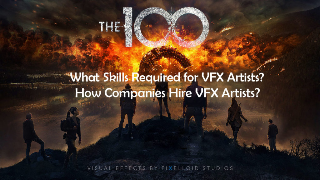 skills required for VFX Artists